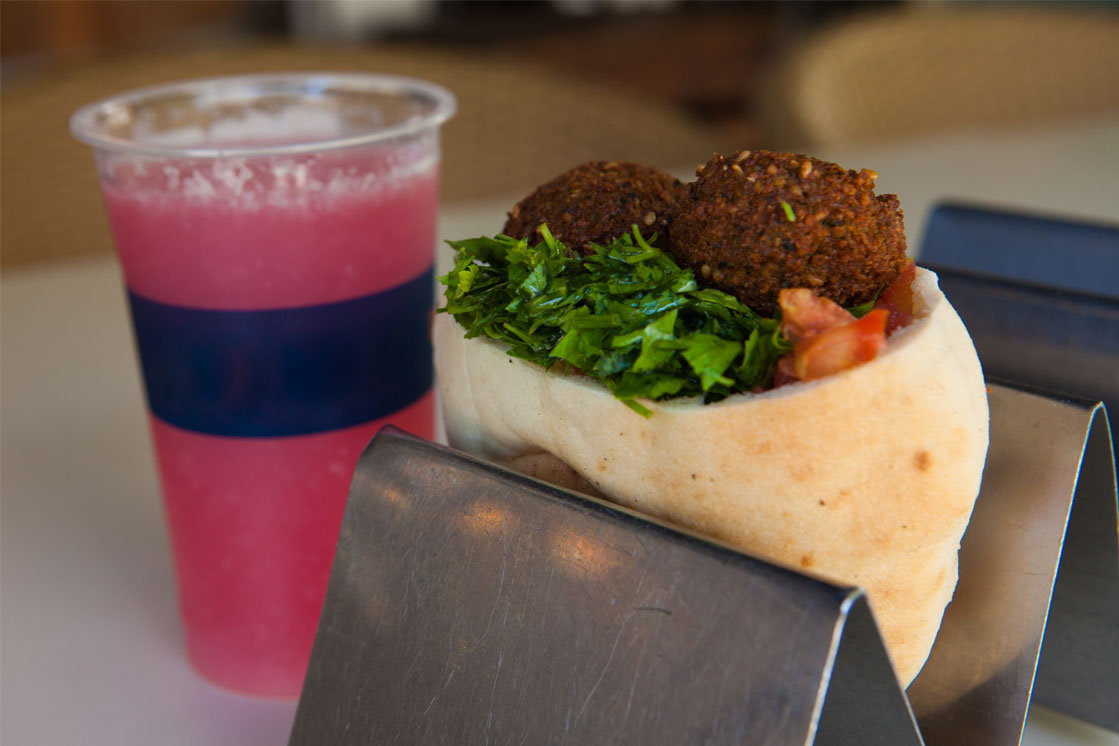 Food and Drink in Israel